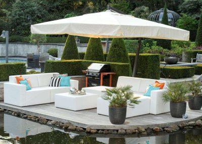 Modulare Lounge Sitzgruppen