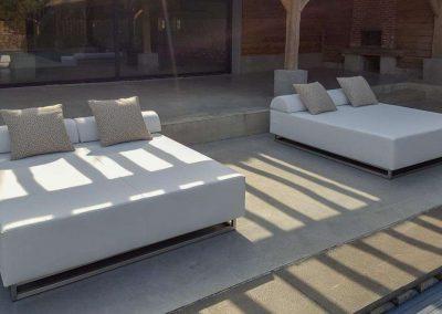 Lounge-Betten